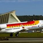 Tripulantes de cabina en Air Nostrum
