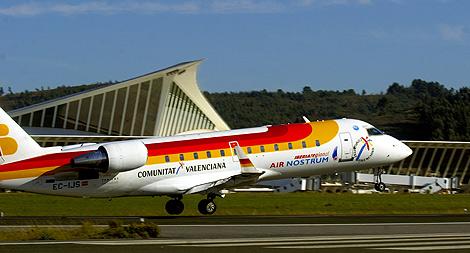 1232657254 0 - Tripulantes de cabina en Air Nostrum