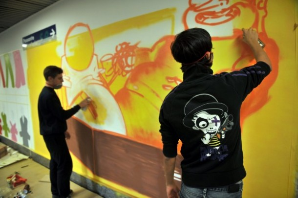 160232145 3031ceef fdfb 484f 9a47 9d778b00d62b 610x405 - Becas de residencia en el extranjero para jóvenes artistas-artes visuales