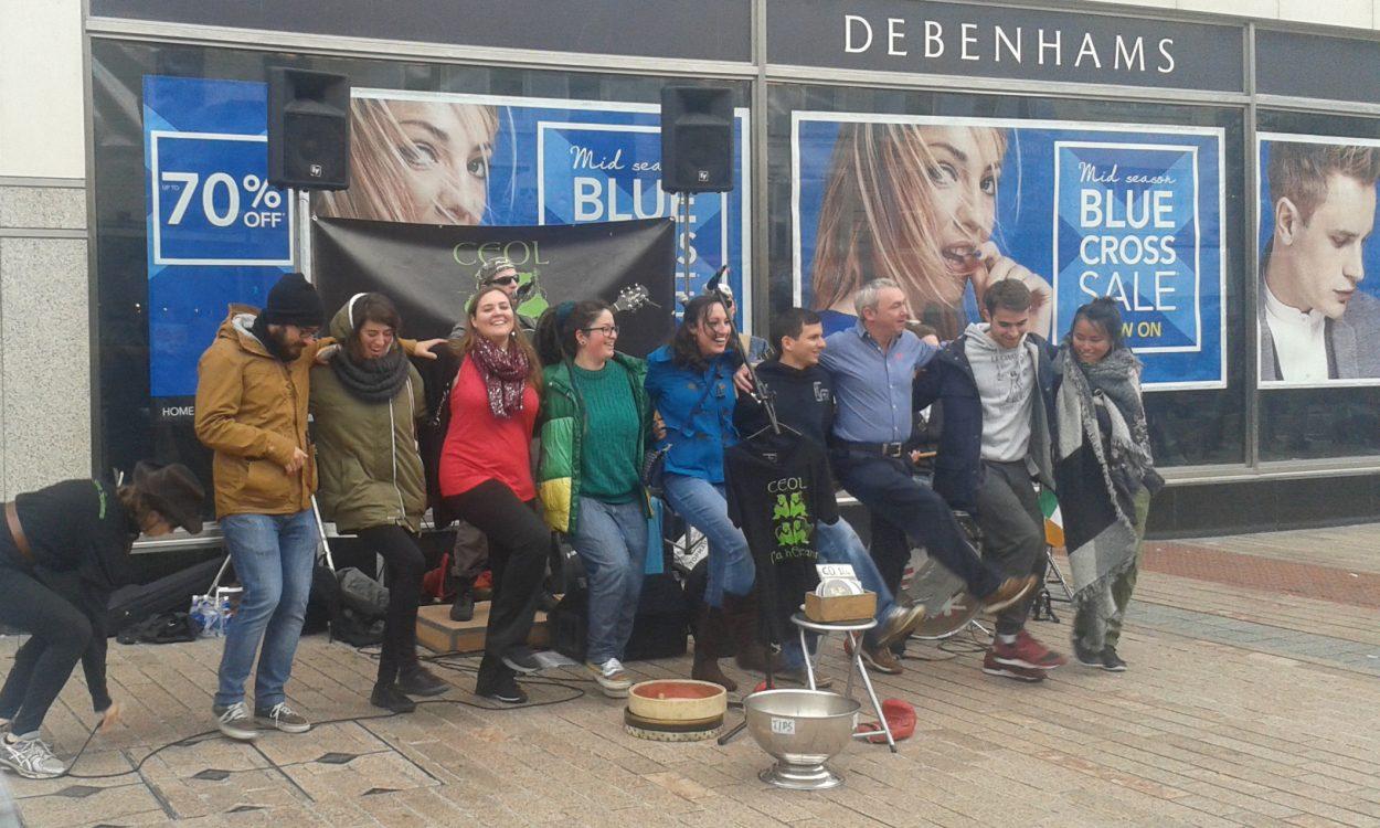2015 10 18 15.49.311 - La experiencia de Carmen con la beca Galeuropa en Irlanda