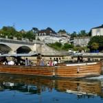 Barco en el rio Charente en Cognac pais del Cognac Poitou Charentes Francia 150x150 - Como obtener el código OID Erasmus+