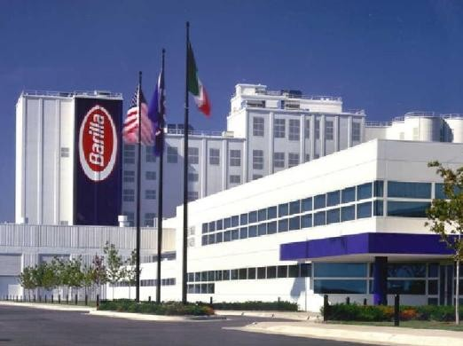 barilla s p a manufacturing and distribution system