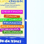 Becas Leonardo da Vinci Ingalicia – Eurodesk 2013