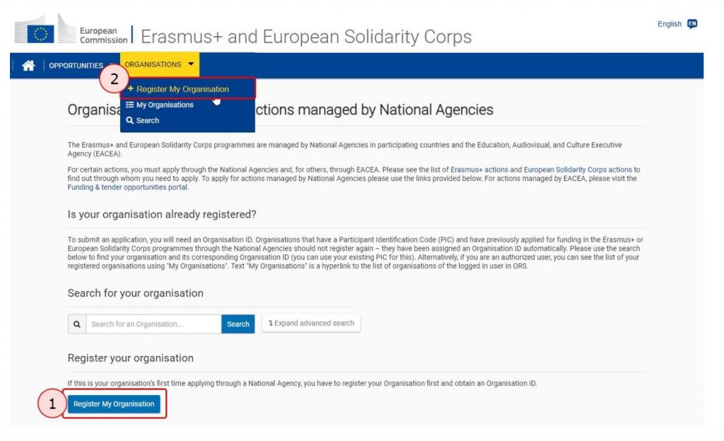 Captura de pantalla 2020 01 28 a las 9.49.50 1024x624 - Como obtener el código OID Erasmus+