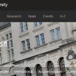 Beca de Maestría en la Escuela de Biociencias de Cardiff