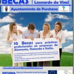 Becas Leonardo Ayuntamiento de Purchena (Almeria)