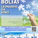 Becas Leonardo Universidade da Coruña