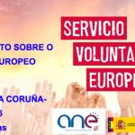 Talleres sobre el Servicio Voluntario Europeo en A Coruña