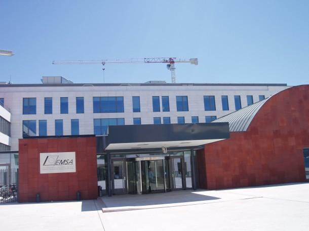 EMSA building in Lisbon1 610x457 - Prácticas remuneradas en la Agencia Europea de la seguridad Maritima