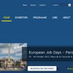European Job days 3-4 de Octubre. Registrate ahora!