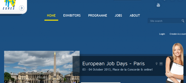 European Job Days - Paris _ EURES - European Job Days - 2013-10-01_10.57.40