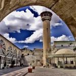 Participa en un curso sobre cocina en Turquía