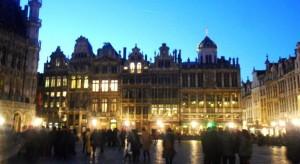 Grand Place, Bruselas/ Fuente: Iria Rodríguez-Lestegás