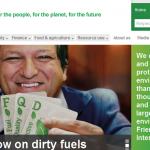"""Gerente de Finanzas en """"Friends of Earth"""" – Bruselas"""