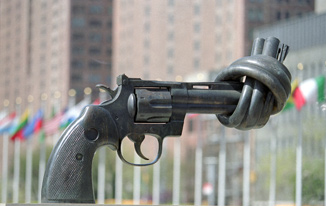 International Day of Non-Violence - 2 October - 2013-10-02_12.43.05