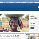 Pràcticas remuneradas en el Banco Mundial – EEUU