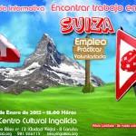 Jornada Informativa – Encontrar trabajo en Suiza