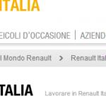 Practicas remuneradas en Renault – Roma