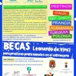 Becas Leonardo da Vinci – Eurodesk 2013