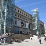 Cinco estancias de investigación en el Museo Reina Sofía