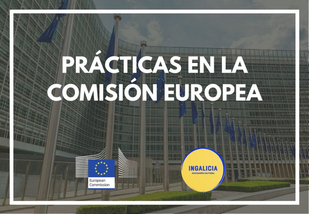 Prácticas en la Comisión Europea