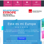"Concurso europeo de fotos ""This is my Europe"""