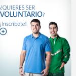 Programa de voluntarios para los Juegos Olímpicos y Paralímpicos de Río 2016