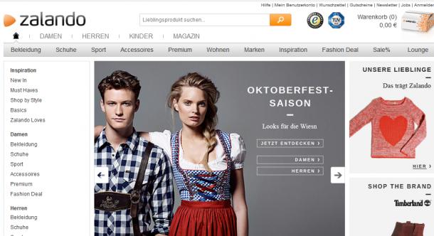 Schuhe Mode online kaufen   Schuhe bei ZALANDO 2013 09 22 15.31.12 610x332 - Empleo y pràcticas en Zalando-Alemania