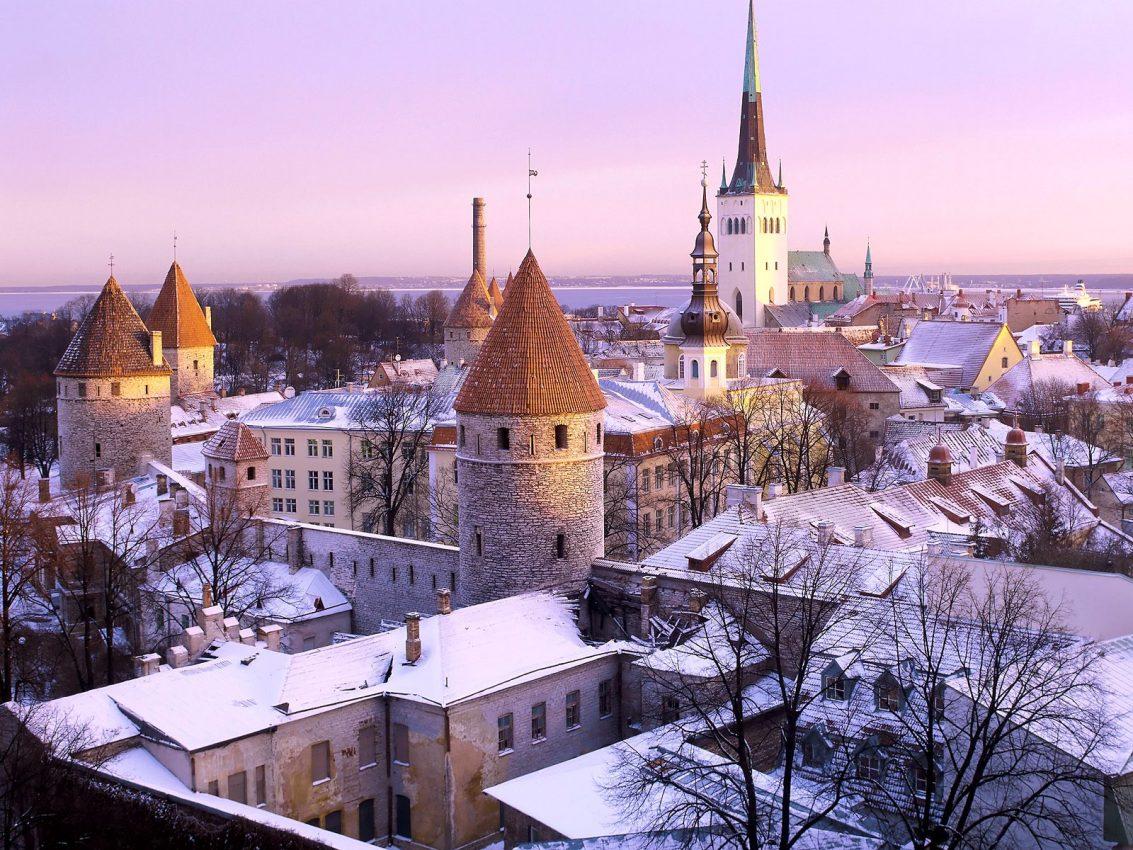 Tallinn Estonia - Last minute! 2 plazas SVE en Estonia. Quien se apunta se va!