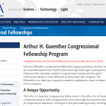 Becas en Washington para ingenieros y cientificos