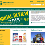 Director@ de campaña en Traidcraft UK