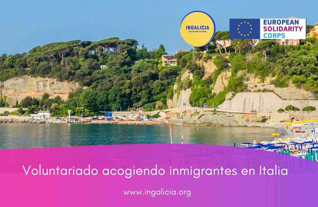 voluntariado inmigrantes italia