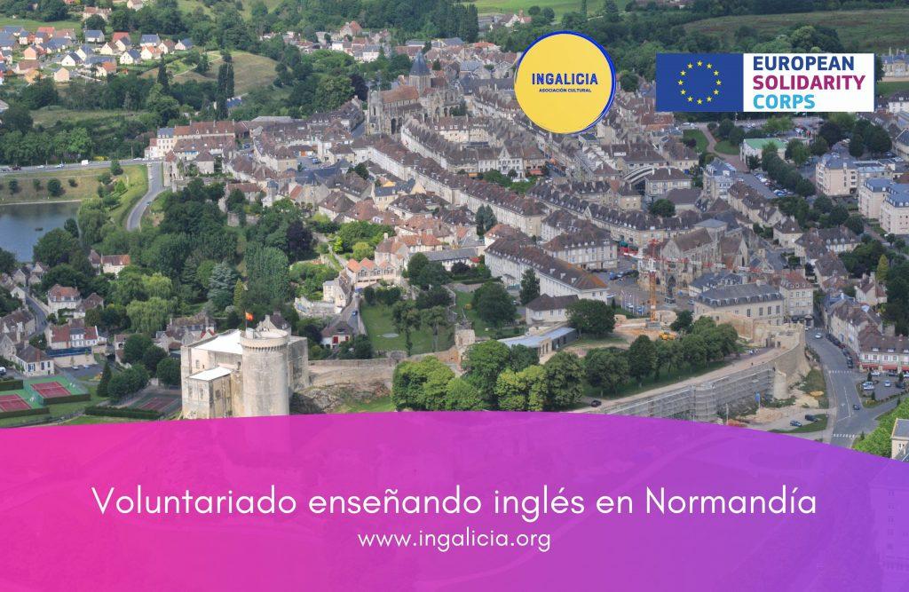 voluntariado normandia