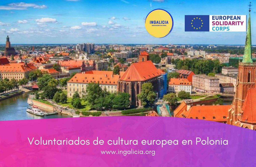 Voluntariado en Polonia