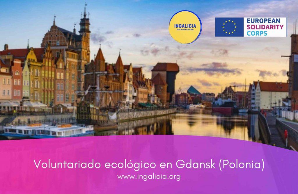 Voluntariado ecologico Gdansk