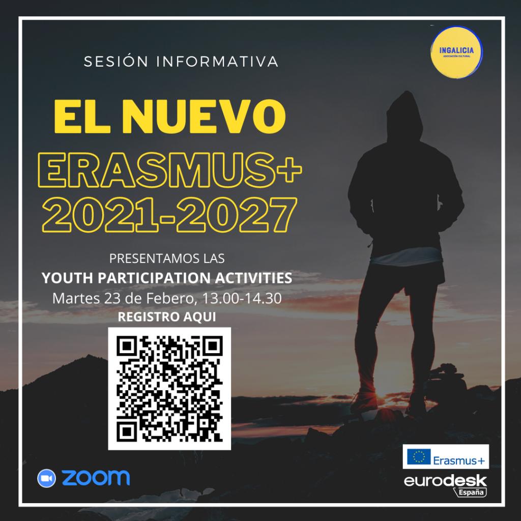 webinar el nuevo erasmus+ 2021-2027