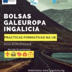 Convocatoria Bolsas Galeuropa-Ingalicia 2018
