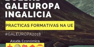 cartel galeuropa2018 redes 300x150 - Convocatoria Bolsas Galeuropa-Ingalicia 2018
