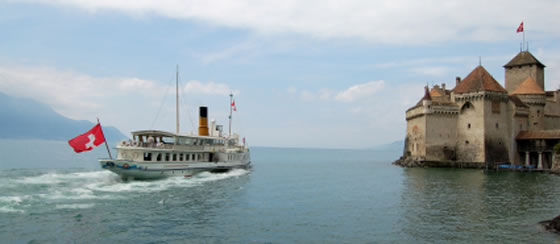 cruceros trasbordadores suiza - Trabajar en turismo fluvial en Austria y Suiza