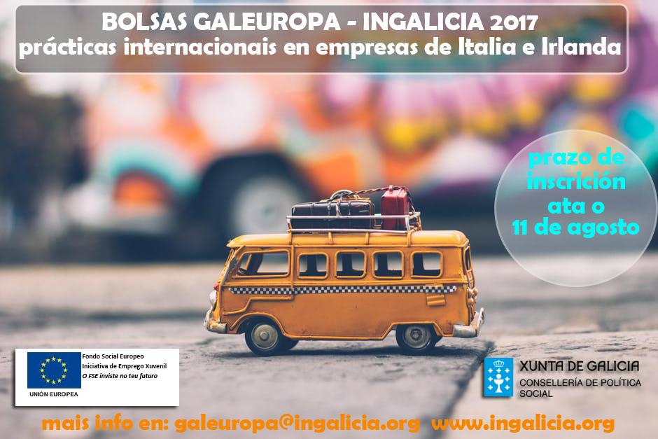 galeuropa2017.conv  3 - Convocatoria Bolsas Galeuropa 2017 con Ingalicia - Irlanda e Italia