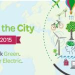 Go green! Mejora tu ciudad y gana un viaje alrededor del mundo!