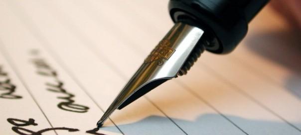 escribir carta presentacion: