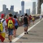 Se buscan Monitores para trabajar en viajes por Europa y Estados Unidos