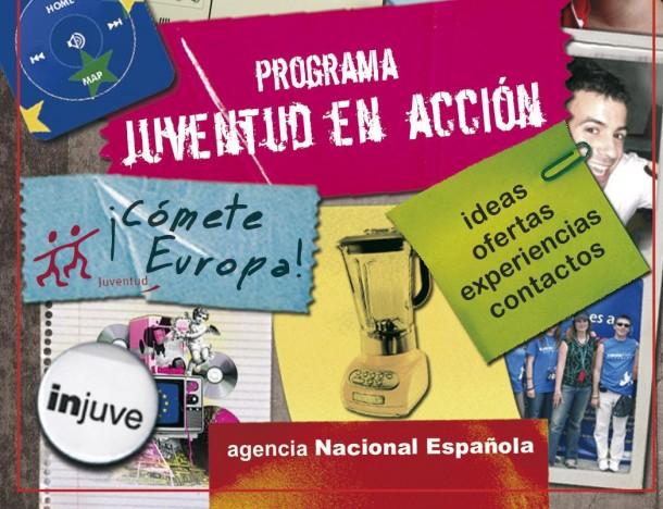 juventud en accion1 610x468 - Encuentro nacional para evaluar el Programa Juventud en Acción 2007-2013