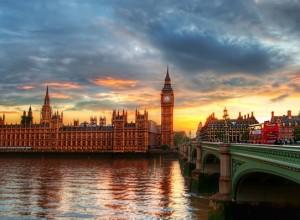 Vista de Londres. /Fuente: Trey Ratcliff
