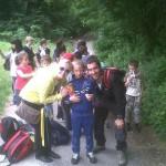 En viaje por el norte de Italia con Mikel