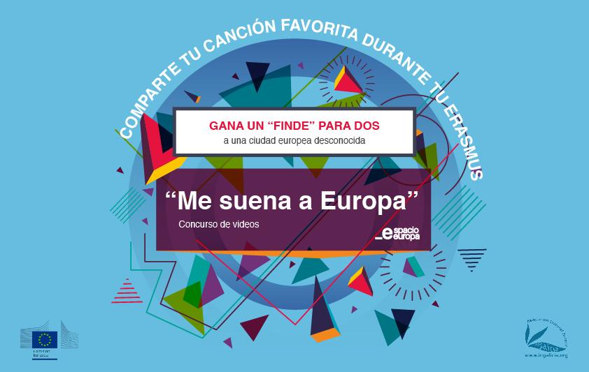 """music E europa 1 - Concurso de videos """"Me suena a Europa"""""""