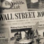 Periodistas para el Wall Street Journal en Roma!