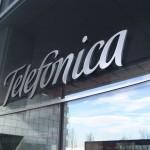Trabaja en Telefónica