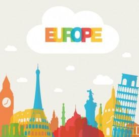 turismo-europa-vettore-sfondo_23-2147493634